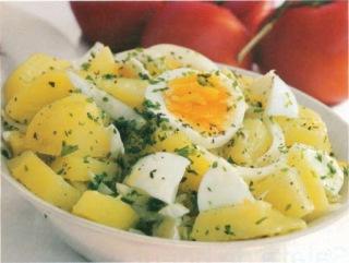 Reţetă culinară: Salată orientală